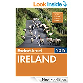 Fodor's Ireland 2015 (Full-color Travel Guide)