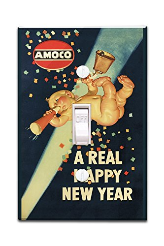 amoco-a-real-happy-new-year-artist-leyendecker-joseph-c-c-1946-vintage-advertisement-light-switchpla