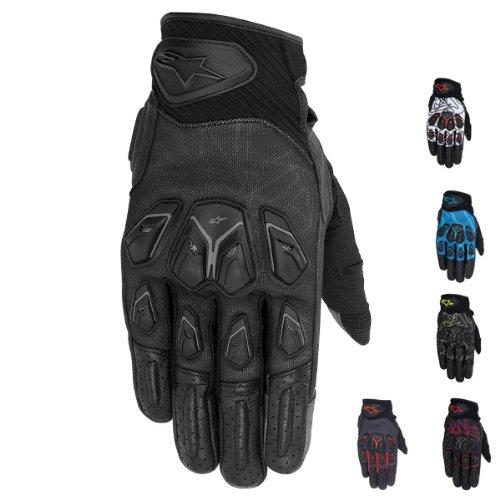 Alpinestars - Gants moto - Alpinestars Masai Noir