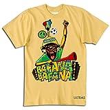 South African Super Soccer Fan World Cup T-Shirt