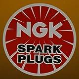 NGK (90117) ILTR6E11 Spark Plug - Pack of 4