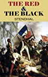 Image of classic Stendhal: THE RED AND THE BLACK (illustrated, complete, and unabridged)
