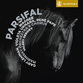 Parsifal: Act II, Scene VI, ''Parsifal! Weile!''