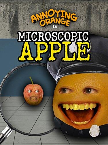 Annoying Orange - Microscopic Apple
