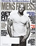 Men's Fitness 2013 June - Vin Diesel