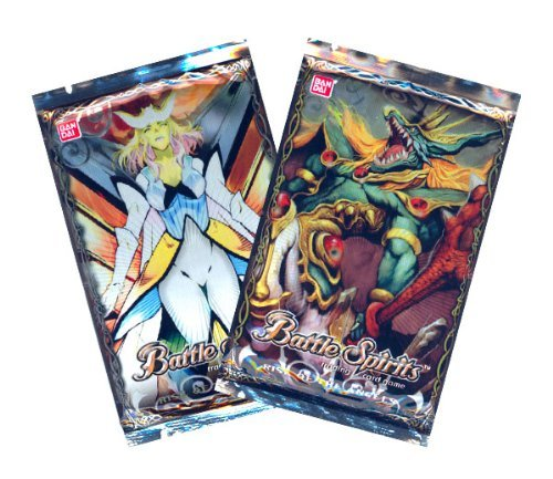 Battle Spirits TCG Rise of the Angels Booster Pack (8 Cards)