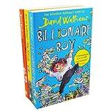 David Walliams David Walliams - Boxset of Bestsellers - (Billionaire Boy, The Boy in the Dress, Mr Stink)