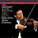 モーツァルト:ヴァイオリン・ソナタ集Vol.1