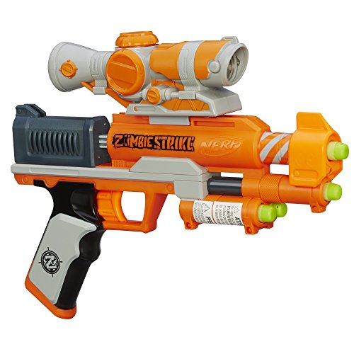 Super Soaker Zombies