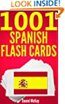 1001 Spanish Flash Cards : Spanish Vo...