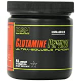 MAN Sports Glutamine Peptides Nutritional Supplement, Unflavored, 100 Gram