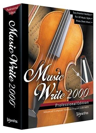 Music Write 2000
