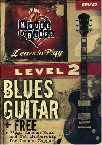 House of Blues Beginner, Blues Guitar Level 2
