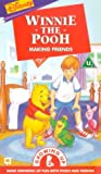 Winnie The Pooh - Growing Up 3 - Making Friends (Disney) [VHS]