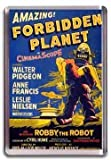 Forbidden Planet - Fridge Magnet