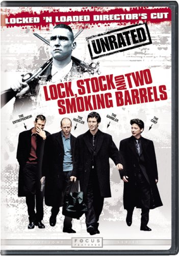 Cover art for  Lock, Stock and Two Smoking Barrels (Unrated Director's Cut)