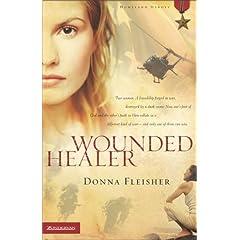 Wounded Healer (Homeland Heroes, Book 1)
