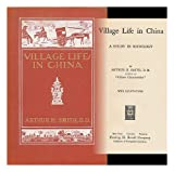 img - for Village life in China;: A study in sociology, book / textbook / text book
