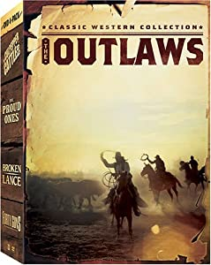 Classic Western Collection - The Outlaws (The Proud Ones, Forty Guns, Broken Lance, The Culpepper Cattle Co.)