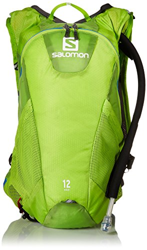 Salomon Zaino Agile 12 Set, Colore Granny Green, 45 x 22.5 x 13.5 cm, 12 Litri