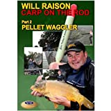 WILL RAISON Carp On The Rod Part 2 - Pellet Waggler DVD