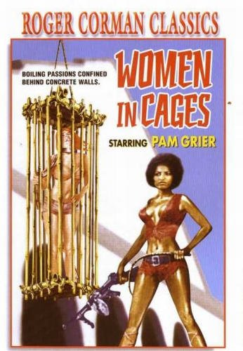Cover art for  Women in Cages