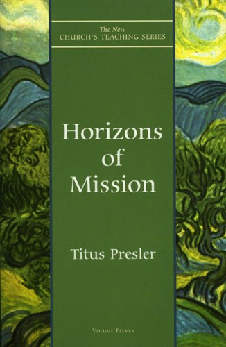 Horizons of Mission, TITUS PRESLER