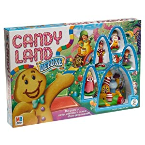 Candyland games: Deluxe edition!