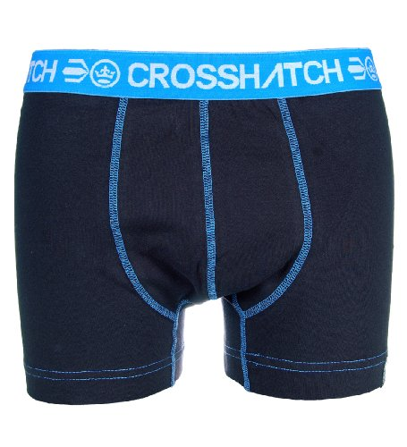 Crosshatch Bonkers Mens Designer Boxer Shorts