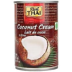 Real Thai Coconut Cream, 400ml