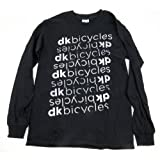 DK Typographic Longsleeve Shirt Black / Grey