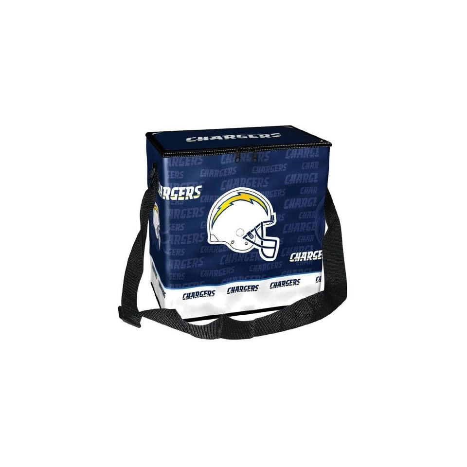 San Diego Chargers NFL 12 Pack Soft Sided Cooler Bag