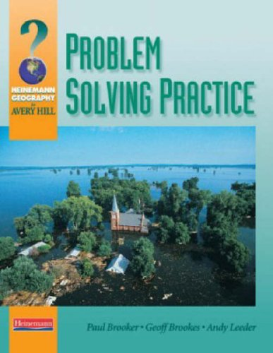 Problem Solving Practice for Avery Hill (Heinemann Geography for Avery Hill (for OCR B))