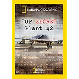 National Geographic: Top Secret ‑ Plant 42
