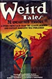 img - for Weird Tales: 32 Unearthed Terrors book / textbook / text book