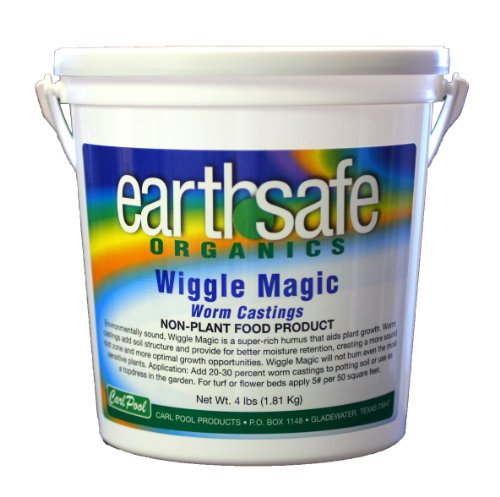 Wiggle Magic Worm Castings 3.5 Lbs (Worms Casting compare prices)