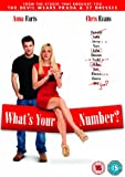What's Your Number? (DVD)