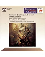 "Beethoven: Symphony No. 9 (""Choral"") & Fidelio Overture"