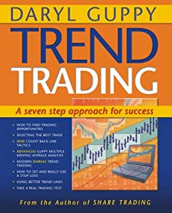 "Cover of ""Trend Trading: A Seven-step App..."