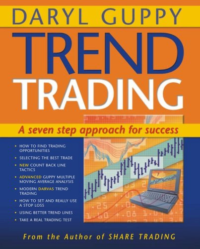 Trend Trading: A Seven-step Approach to Success (Guppy Trading)