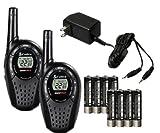 Cobra CXT235 20 Mile 22-Channel UHF/FM Walkie-Talkie Two-Way Radios