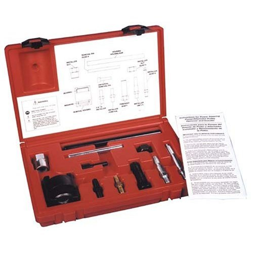 Kastar 5238 Master Power Steering Pulley Puller Kit (Master Power Steering Puller compare prices)