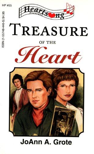Treasure of the Heart Minnesota Mysteries Series #3, Grote, JoAnn A.