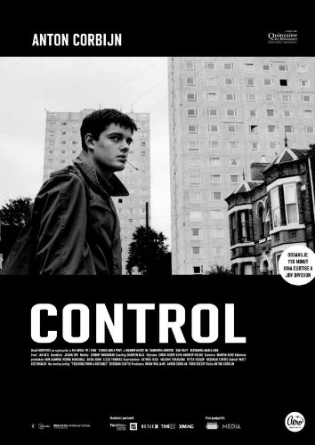 Control - Movie Poster - 11 x 17