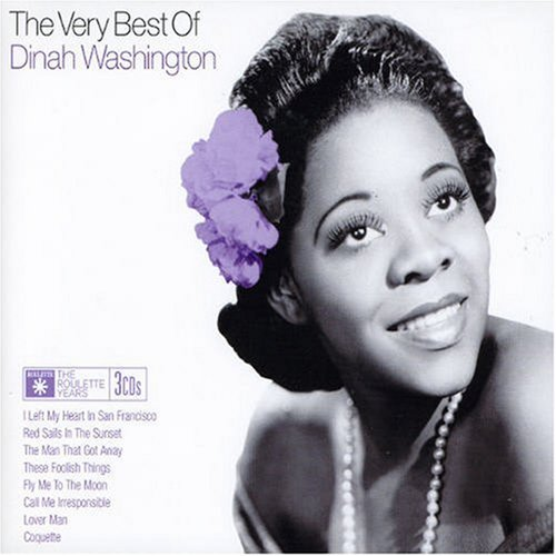 Dinah Washington - Very Best of Dinah Washington - Zortam Music