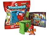 ZOMLINGS IN THE TOWN ~ SERIES 1 ~ TOWER PACK ~ 10 PACKETS