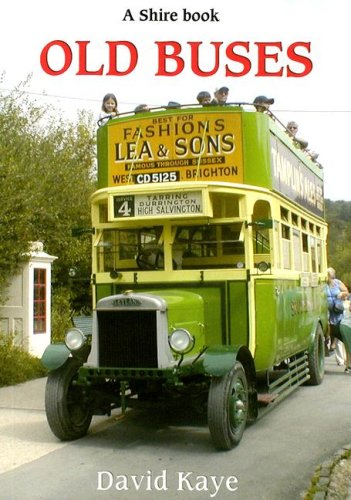 Old Buses (Shire Library)