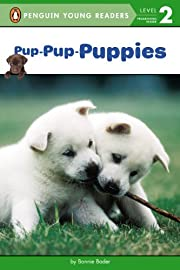 Pup-Pup-Puppies (Penguin Young Readers, L2)