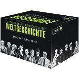 KLASSIK RADIO präsentiert: 100 bedeutende Personen der Weltgeschichte. Biographien zum Hören, 25 CDs