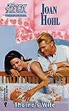 Thorne'S Wife  (Pennsylvania) (Born in the USA: Pennsylvania) (0373471882) by Hohl, Joan